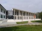 Dokončení přístavby univerzitní knihovny - Západočeká univerzita v Plzni